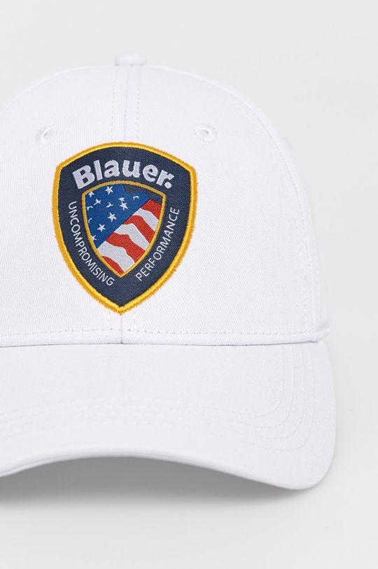 Blauer - Caciula alb
