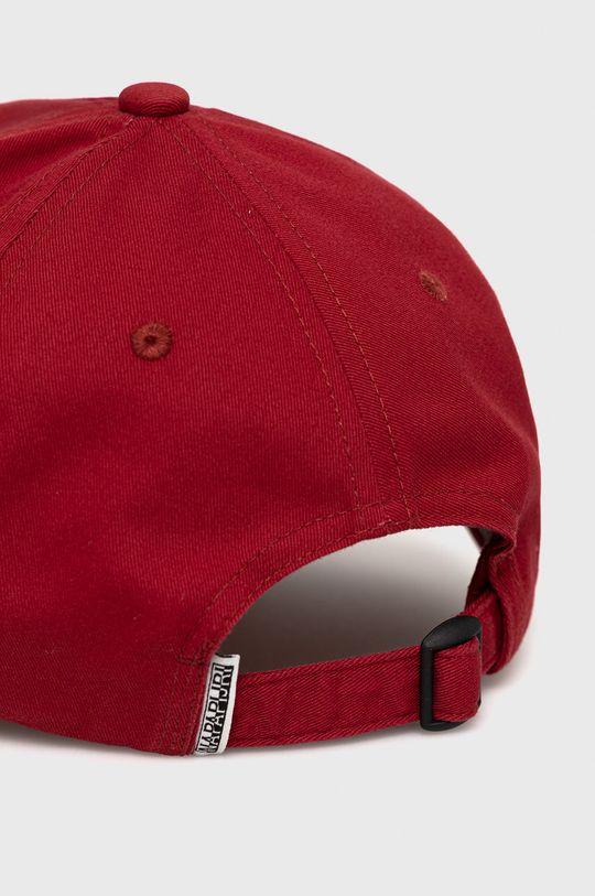 Napapijri - Čiapka červená