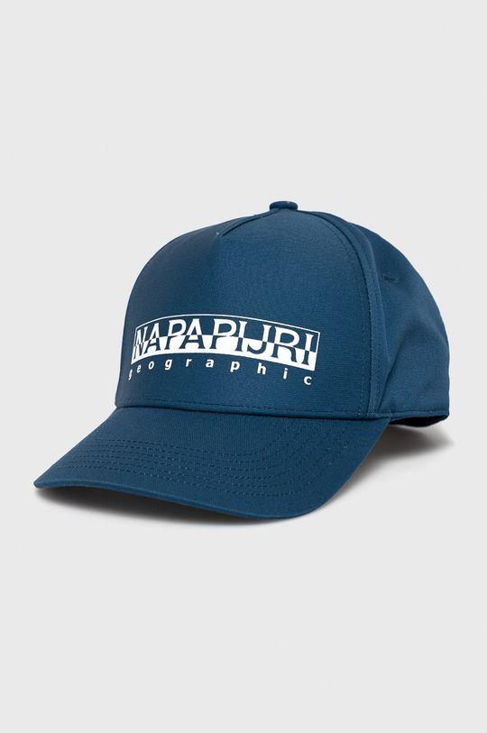 niebieski Napapijri - Czapka Męski