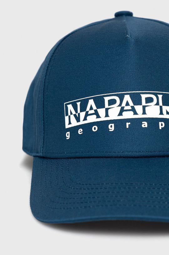 Napapijri - Czapka 36 % Bawełna, 64 % Poliester