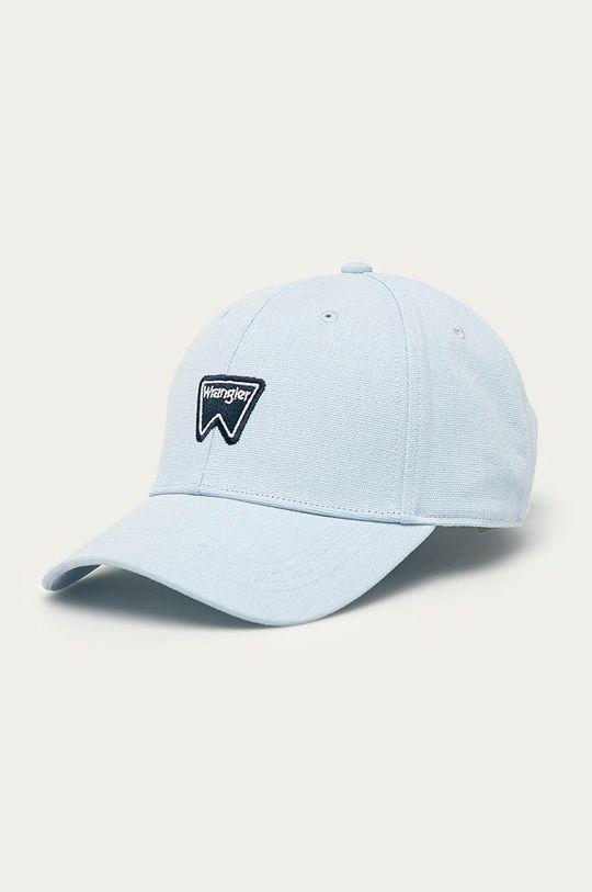 světle modrá Wrangler - Čepice Pánský
