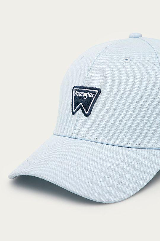 Wrangler - Čepice světle modrá