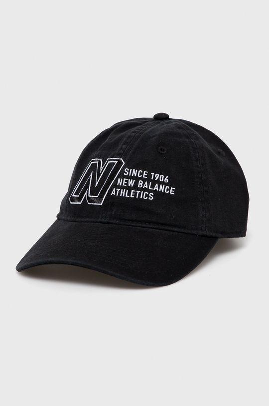 černá New Balance - Čepice Pánský