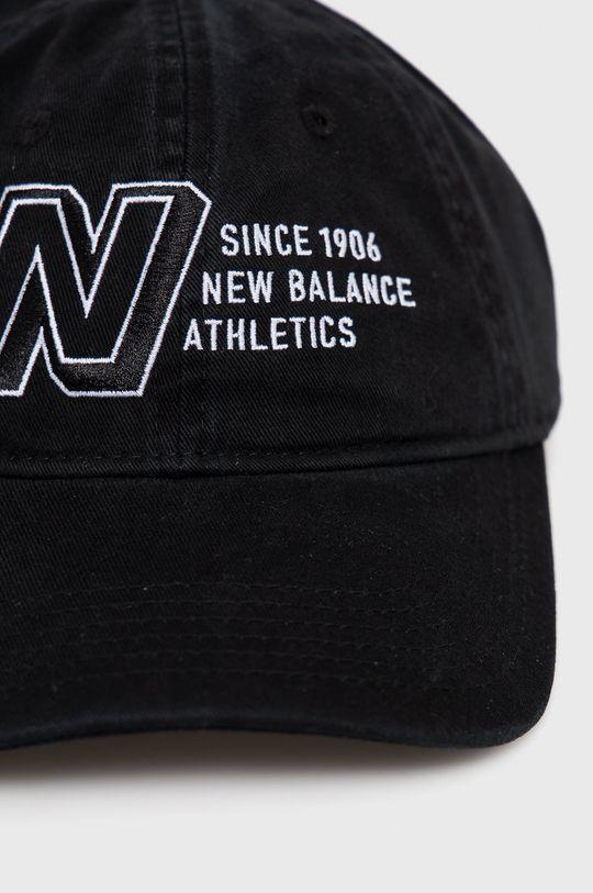 New Balance - Čepice černá