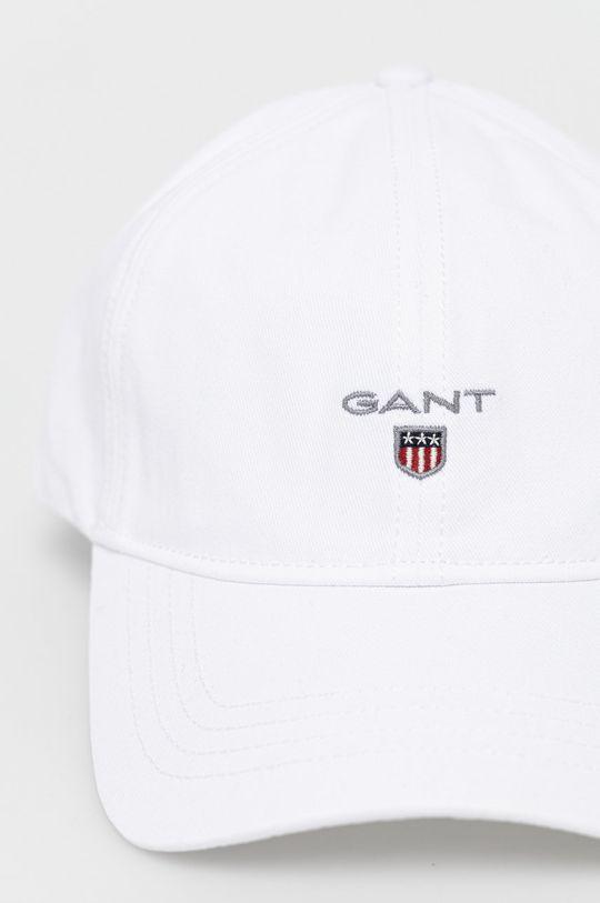 Gant - Czapka biały