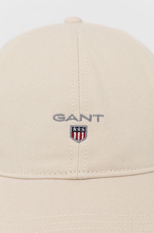 Gant - Czapka beżowy
