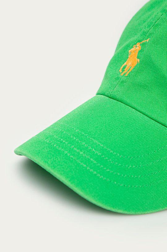 Polo Ralph Lauren - Czapka jasny zielony