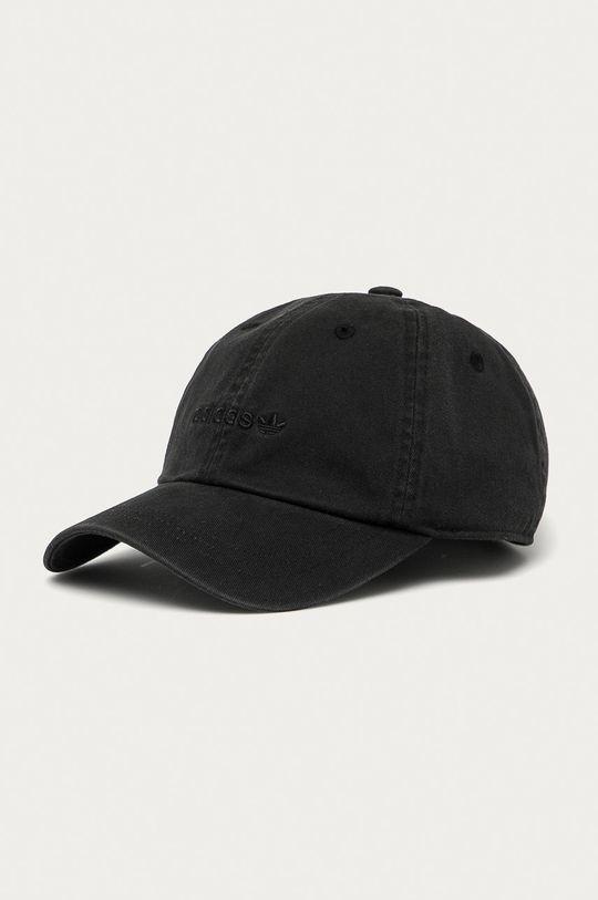 černá adidas Originals - Čepice Pánský