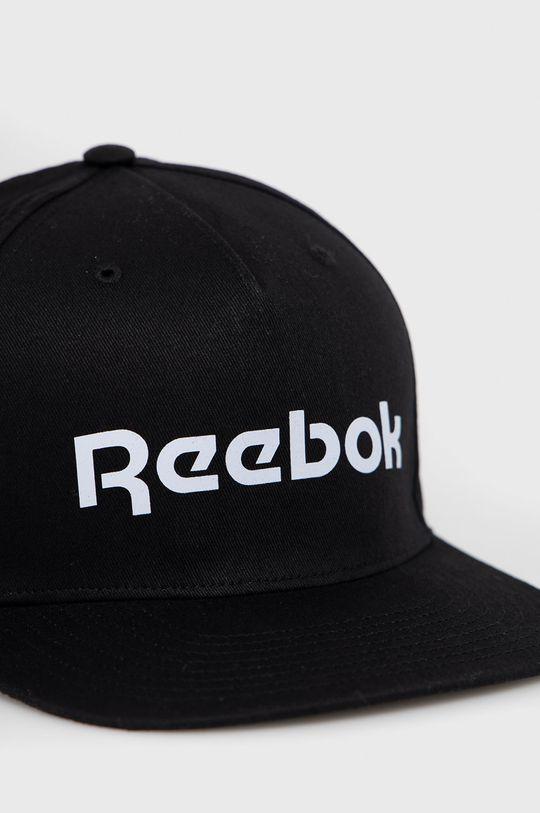 Reebok - Czapka z daszkiem czarny