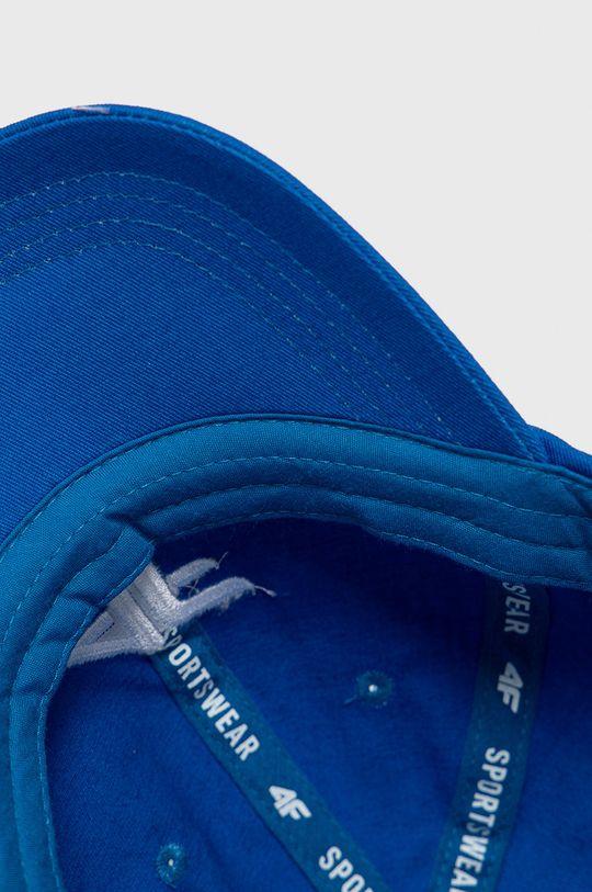 niebieski 4F - Czapka