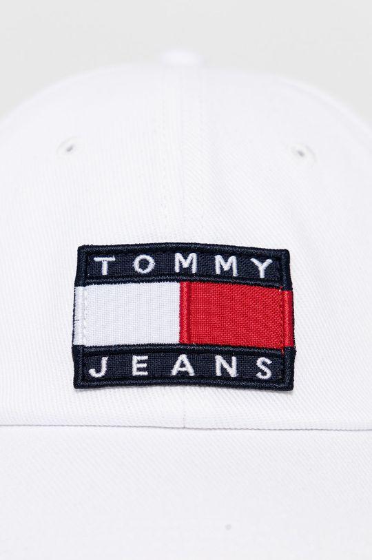Tommy Jeans - Czapka 50 % Bawełna, 50 % Bawełna z recyklingu