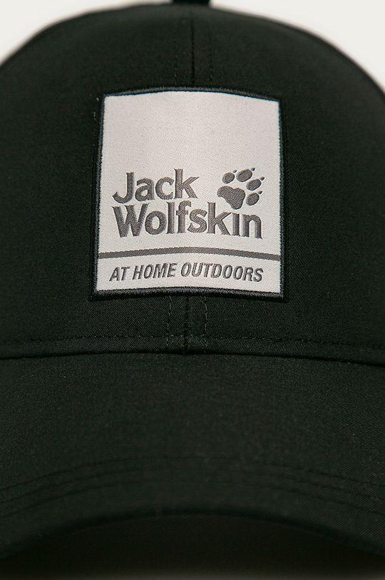 Jack Wolfskin - Czapka czarny