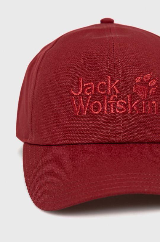 Jack Wolfskin - Czapka Podszewka: 20 % Bawełna, 80 % Poliester, Materiał zasadniczy: 100 % Bawełna