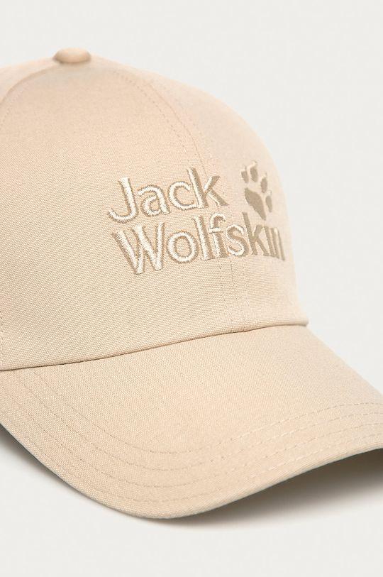 Jack Wolfskin - Čiapka  Podšívka: 20% Bavlna, 80% Polyester Základná látka: 100% Organická bavlna