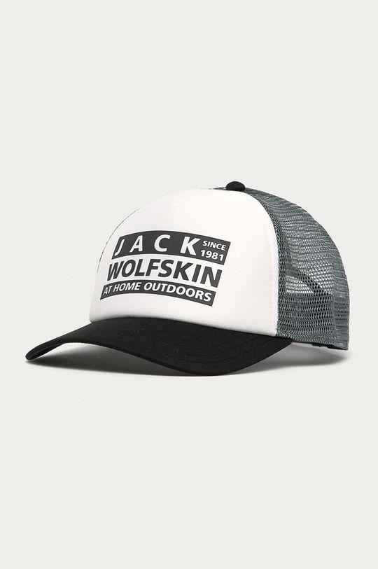 bílá Jack Wolfskin - Čepice Unisex