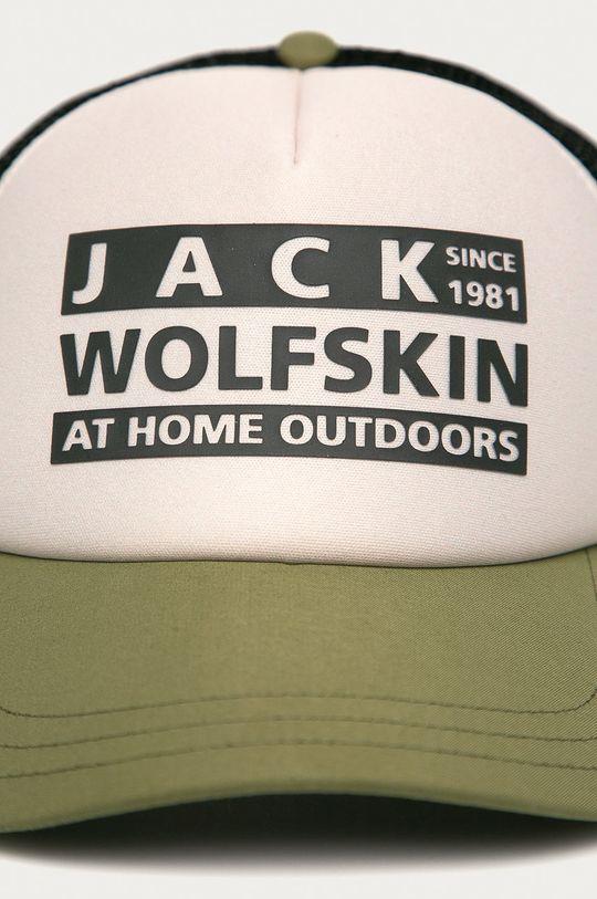 Jack Wolfskin - Čepice  Podšívka: 20% Bavlna, 80% Polyester Hlavní materiál: 100% Polyester