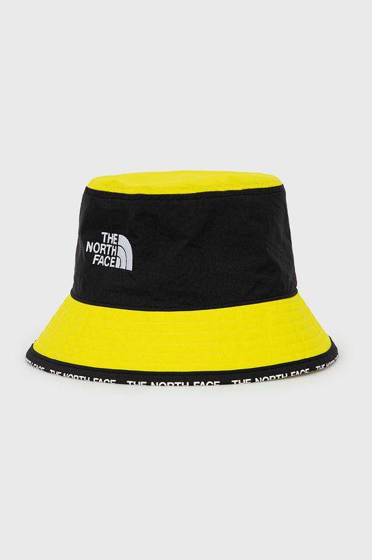 żółto - zielony The North Face - Kapelusz Unisex