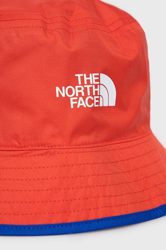 The North Face - Kapelusz dwustronny czerwony