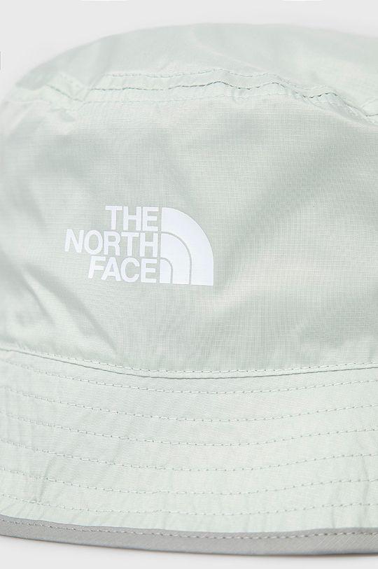The North Face - Kapelusz dwustronny blady zielony