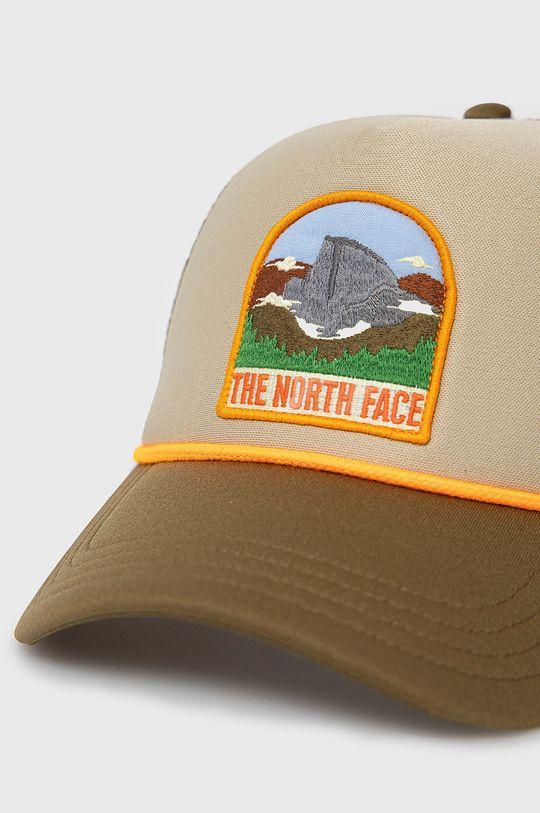 The North Face - Czapka jasny oliwkowy