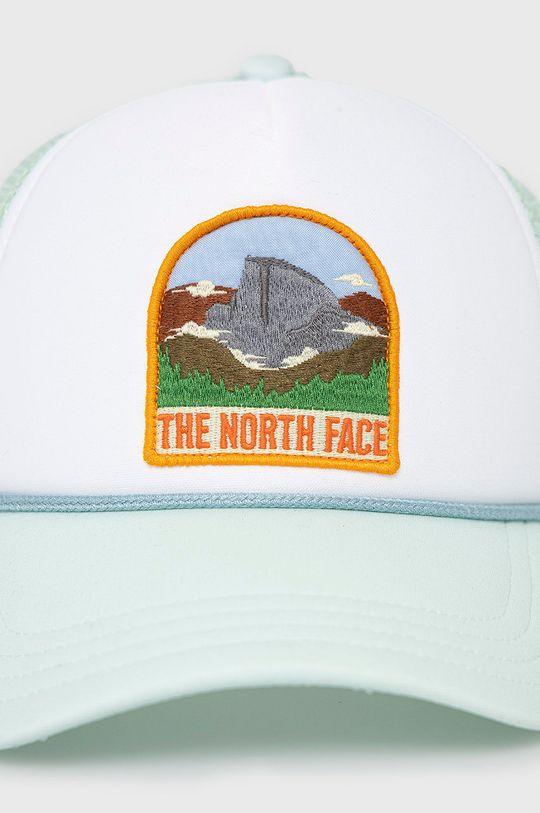 The North Face - Čiapka bledozelená