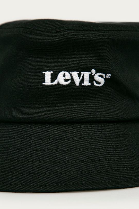Levi's - Kapelusz czarny
