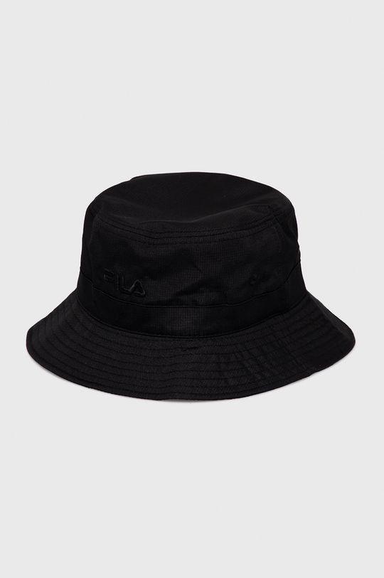 czarny Fila - Kapelusz Unisex