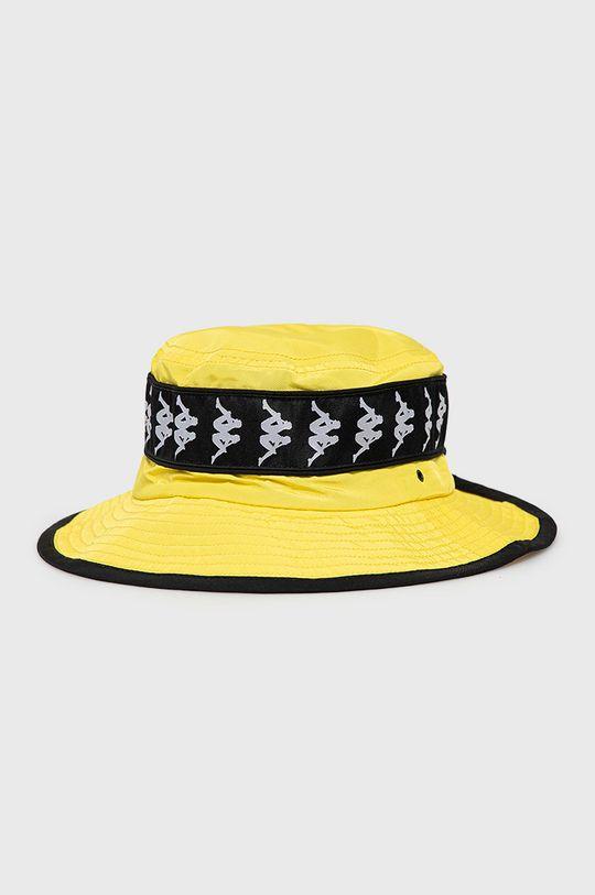 žltá Kappa - Klobúk Unisex