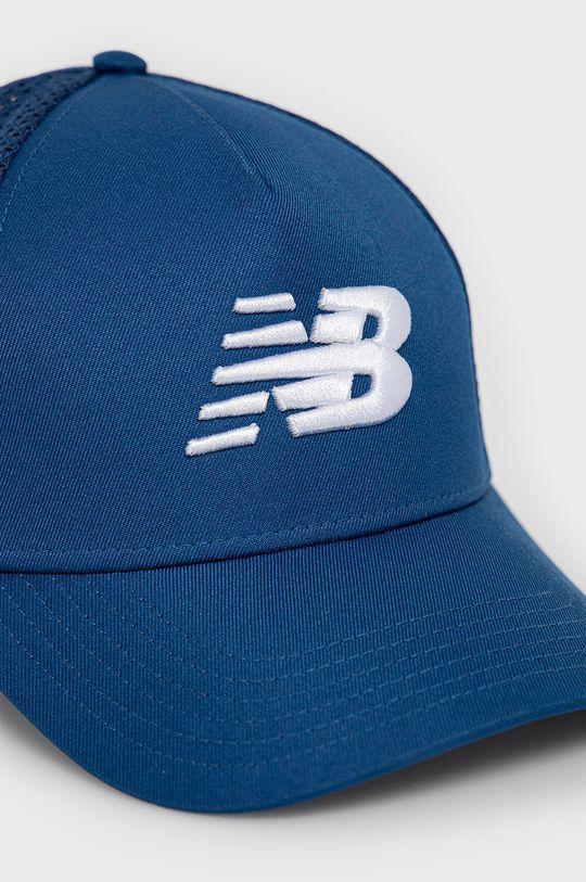 New Balance - Czapka niebieski