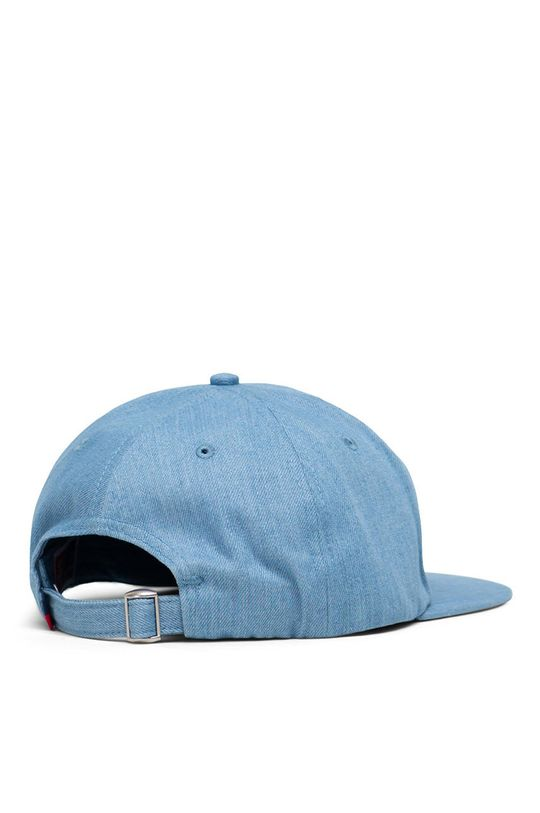 Herschel - Czapka z daszkiem jasny niebieski