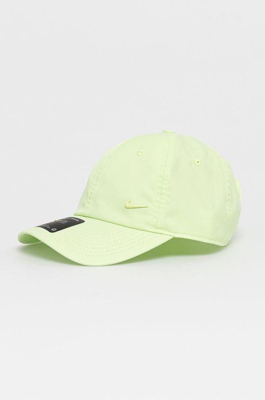 blady zielony Nike Sportswear - Czapka Unisex