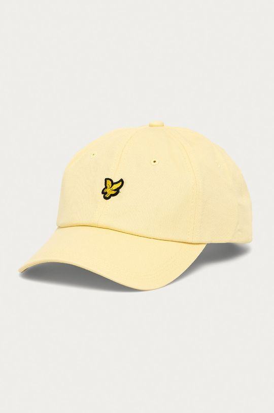 żółty Lyle & Scott - Czapka z daszkiem Unisex