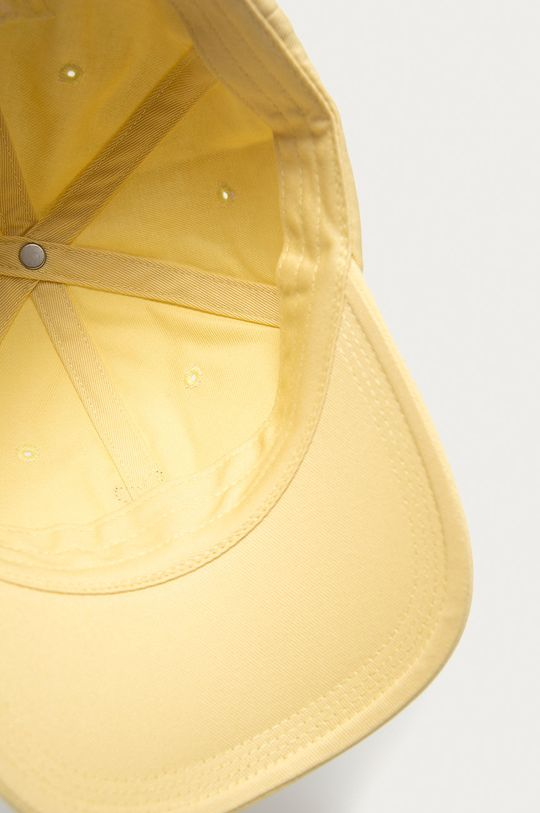 żółty Lyle & Scott - Czapka z daszkiem