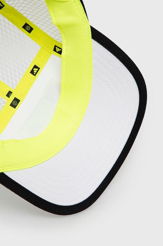 adidas - Sapca  Material 1: 100% Poliester  captuseala 1: 100% Poliester reciclat Captuseala 2: 100% Poliester