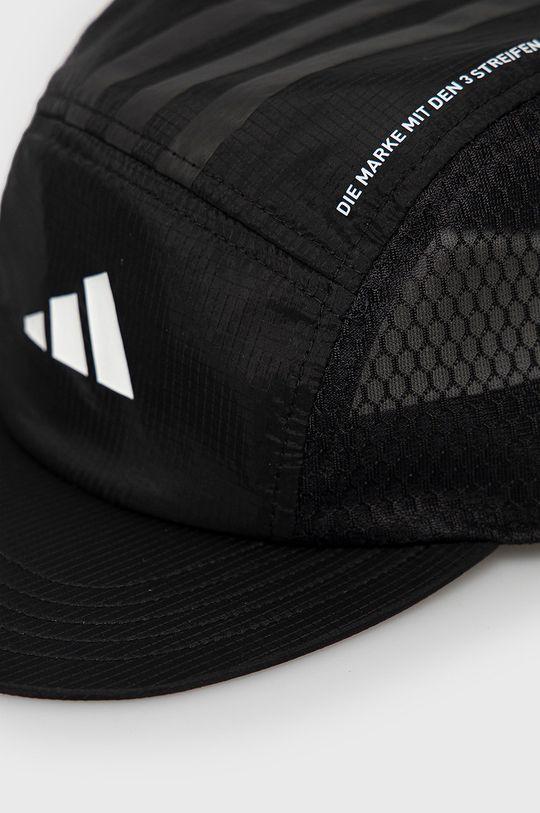 adidas Performance - Czapka z daszkiem czarny