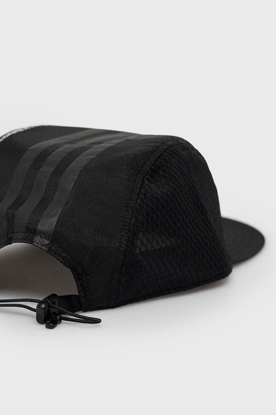 czarny adidas Performance - Czapka z daszkiem
