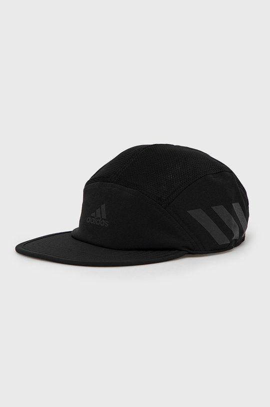 czarny adidas Performance - Czapka z daszkiem Unisex