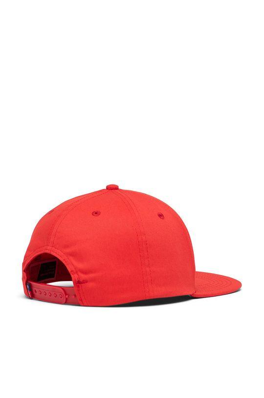 Herschel - Czapka z daszkiem czerwony