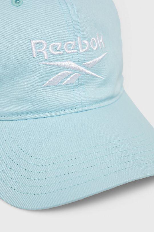 Reebok - Čiapka svetlomodrá