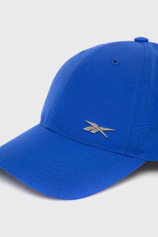 Reebok - Czapka niebieski