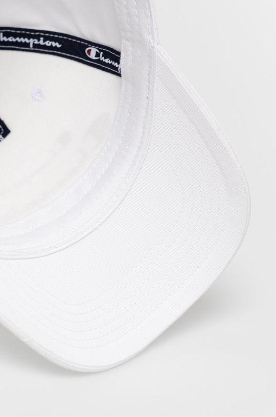 biały Champion - Czapka z daszkiem