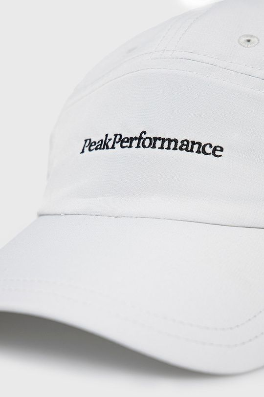 Peak Performance - Sapca gri deschis