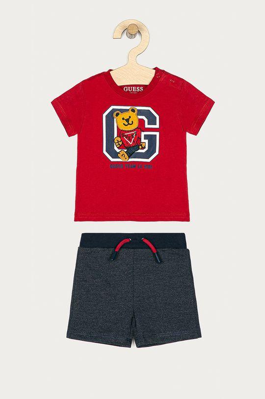 czerwony Guess - Komplet dziecięcy 55-96 cm Chłopięcy