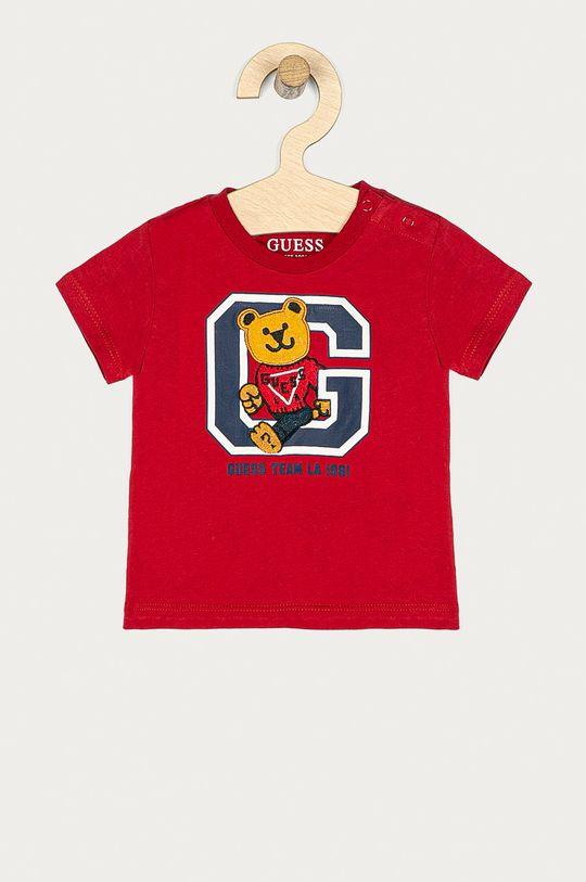 Guess - Komplet dziecięcy 55-96 cm czerwony