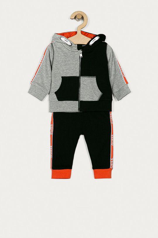 čierna Guess - Detská tepláková súprava 55-96 cm Chlapčenský