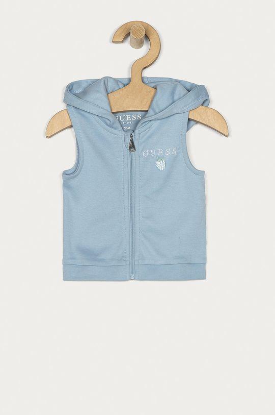 Guess - Dres dziecięcy 55-76 cm niebieski