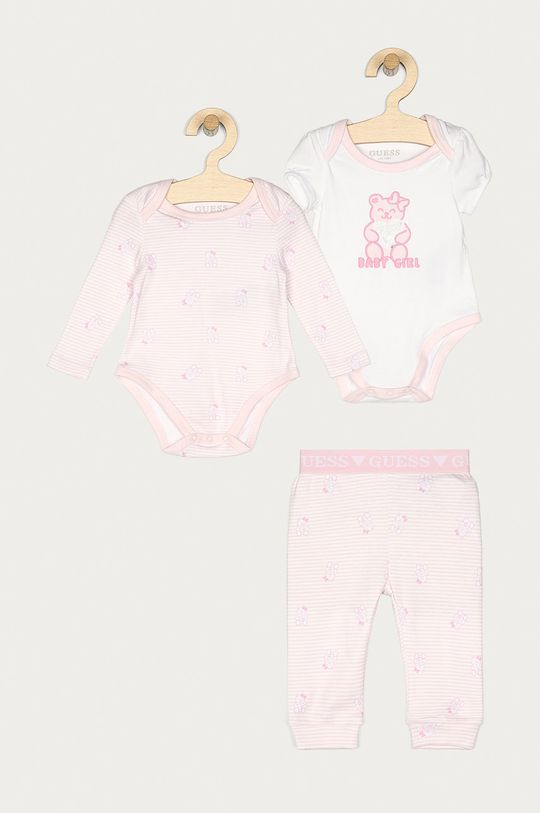 różowy Guess - Komplet dziecięcy 62-76 cm Chłopięcy