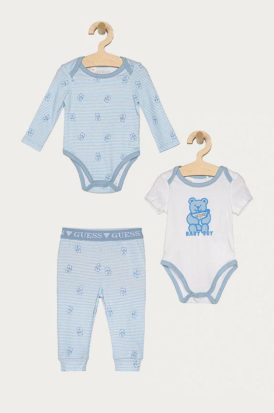 niebieski Guess - Komplet dziecięcy 62-76 cm Chłopięcy