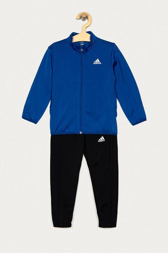 голубой adidas - Детский спортивный костюм 104-176 cm Для мальчиков