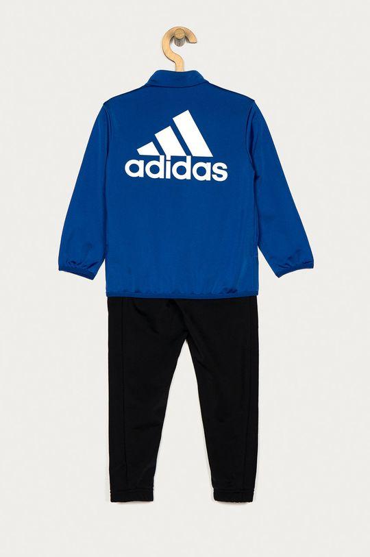 adidas - Детский спортивный костюм 104-176 cm голубой